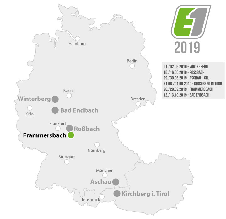e1 2019 map frammersbach